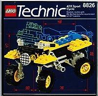Lego Technic ATX Sport Cycle 8826