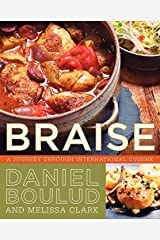 Braise: A Journey Through International Cuisine Paperback