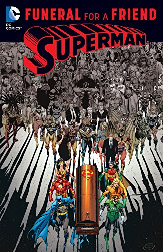 amazon superman funeral for a friend superman the death of