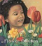 Flower Garden: Lap-Sized Board Book 画像