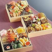 京菜味のむら おせち 「華御所」 三段重 40品
