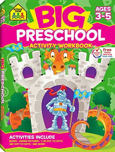 Big Preschool Activity: Ages 3...