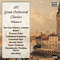 Various: 101 Great Orchestral