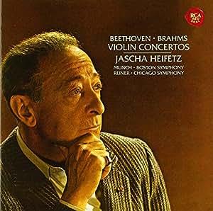 ベートーヴェン&ブラームス:ヴァイオリン協奏曲