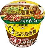 エースコック CoCo壱番屋監修 野菜の旨み コク辛カレーラーメン 111g×12個