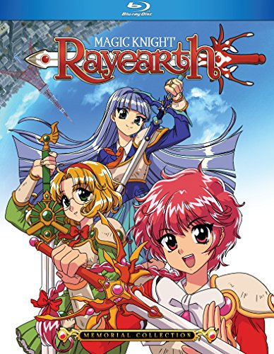 魔法騎士レイアース (MAGIC KNIGHT RAYEARTH: COMPLETE COLLECTION)