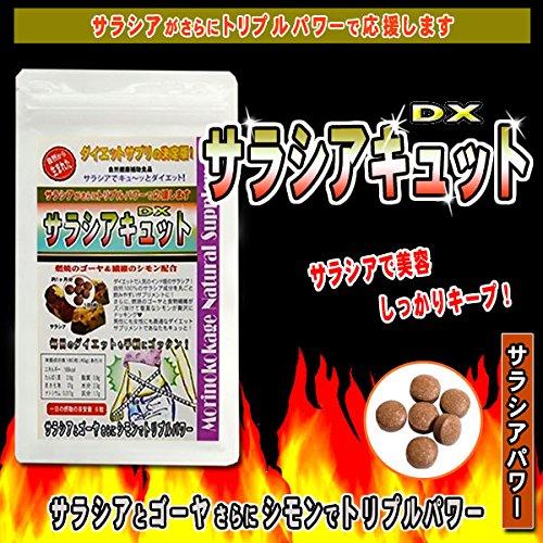 森のこかげ ダイエットサプリ サラシアキュット DX 250mg×180粒 サプリメント