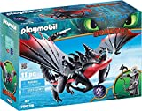 Playmobil 70039 DreamWorks Dragons Deathgripper with Grimmel, Various