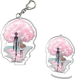 DEEMOスタンドアクリルキーホルダー(Sakura iro no yume)