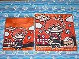 ハイキュー!! J-WORLD TOKYOジェイワールドトーキョー 巾着 MFタオル セット