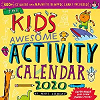 The Kid's Awesome Activity 2020 Calendar