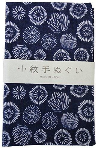 宮本 小紋手ぬぐい 花火 33×90cm 33221