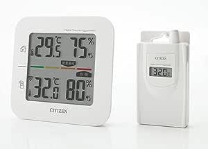 シチズン コードレス温湿度計 THD501