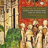 Sacred & Secular Music by Guillaume De Machaut (2011-05-31)