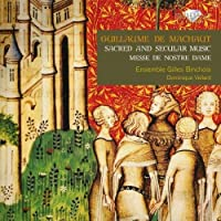 Sacred & Secular Music by Guillaume De Machaut (2011-05-31)