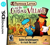 Professor Layton and the Curious Village - Nintendo DS by Nintendo [並行輸入品]