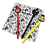 ANGRY BIRDS Character Stylus Set Nintendo DSi/DSi XL/3DS (4PC) (35208)