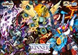 【限定】特製3Dプレイシート第2弾 ブラックアウト!! Ver. WINNER デュエ祭 優勝者賞【タカラトミー デュエルマスターズDMR-22期】