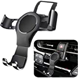 LUNQIN Car Phone Holder for Toyota CHR 2018-2020 Auto Accessories Navigation Bracket Interior Decoration Mobile Cell Phone Mo