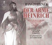 Hans Pfitzner Der Arme Heinric