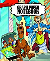 Notebook: Funny Velma Daphne Fred Scooby Shaggy Horror Detective Team Scooby-Doo Cartoon Paper for Taking Notes, Writing Workbook For School Teens & Children Writing, Graph Paper Notebook, Journal, Diary • One Subject • 110 Pages