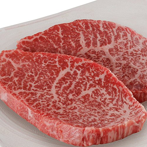 【Amazon.co.jp限定】 特選松阪牛専門店やまと A5等級 黒毛和牛 コモモステーキ 100g 2枚 国産牛肉 ステーキ ローストビーフにも