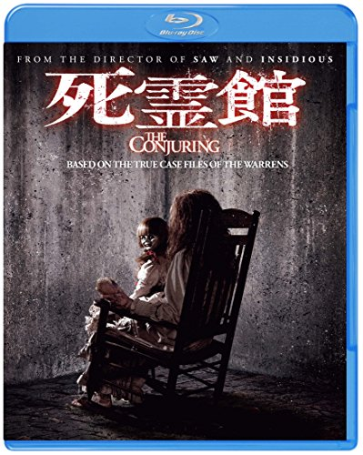 死霊館 [Blu-ray]の詳細を見る