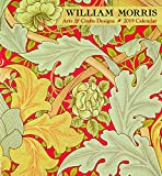 William Morris Arts & Crafts Designs 2019 Calendar
