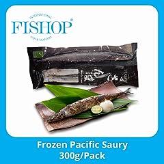 Fishop Frozen Pacific Saury Fish