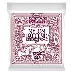 【正規品】 ERNIE BALL クラシックギター弦 ナイロンボールエンド (28-42) 2409 Ernesto Palla Nylon Classical Nylon Ball End