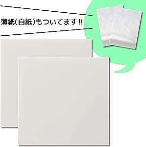 TUKUMO ポリエチレンフォーム 2枚入 長さ160㎜×幅160㎜×厚み20㎜ トレース紙2枚付 ストリングアート ファブリックボード