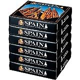 スペイン 土産 サグラダファミリア チョコレート 6箱セット (海外旅行 スペイン お土……