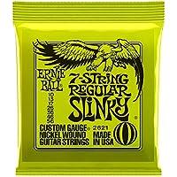 【正規品】 ERNIE BALL ギター弦 7弦 レギュラー (10-56) 2621 7String Regular Slinky