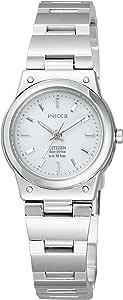 [シチズン]CITIZEN 腕時計 wicca ウィッカ Eco-Drive エコ・ドライブ マリンウィッカ ソープホワイト NA15-1193C レディース