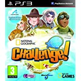 National Geographic Challenge! - Move Compatible (PS3) by UBI Soft [並行輸入品]