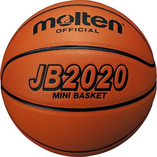molten(モルテン) バスケットボール5号 全国ミニバス大会検定球 MTB5GWW