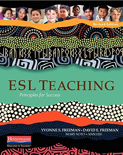 Download ESL Teaching: Principles for Success 0325062498