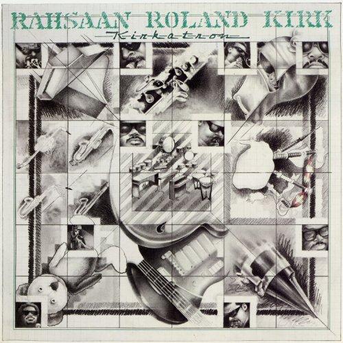 アルバム・レビュー『Rahsaan Roland Kirk』Rahsaan Roland Kirk