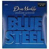 Dean Markley ディーンマークレー エレキベース弦 ブルースティール ステンレス Blue Steel Bass 2673 Custom Light 4-String .046-.102