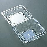 デンカポリマー 食品容器 ミニトマト用 フードパック OP-151 穴あり 100枚 FP-02