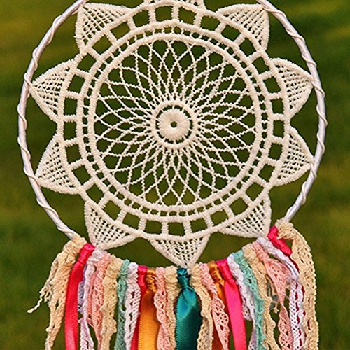 PIXNOR Bohemia Dream Catcher Home Wall Hanging Decor
