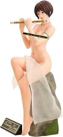 クルシマ製作所 KEIKO'S Beauty Line collection No.C627 蛍石 (フローライト) 1/7スケール ビーナスレジン製 塗装済み 完成スタチュー