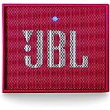 JBL GO Bluetoothスピーカー ポータブル/ワイヤレス対応 ピンク 【国内正規品】 JBLGOPINK