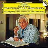 シューベルト:交響曲第5番&第8番「未完成」