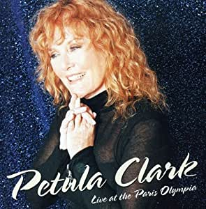 Petula Clark: Live at the Paris Olympia