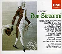 Mozart;Don Giovanni