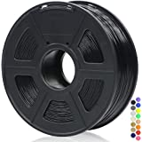 ANYCUBIC 3D Printer Filament PLA, 1.75mm PLA Filament, Printing PLA Filament 1KG Spool for 3D Printers & 3D Pens,Dimensional