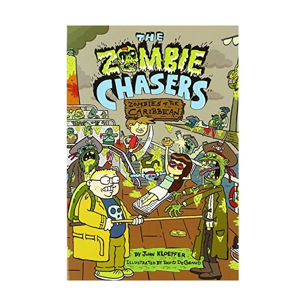The Zombie Chasers #6: Z...の商品画像