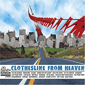 CLOTHESLINE FROM HEAVEN