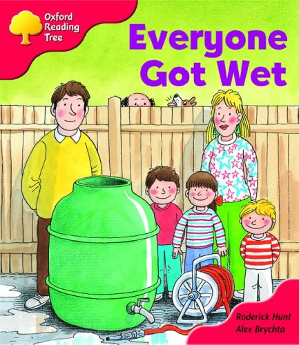 Everyone Got Wet(Oxford Reading Tree)の詳細を見る